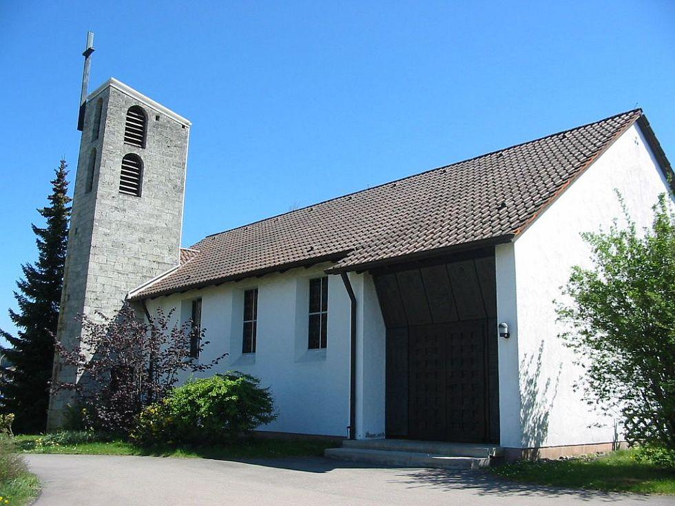 Ev. Kirche Deisslingen