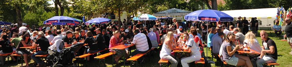Dorffest im Bärengarten