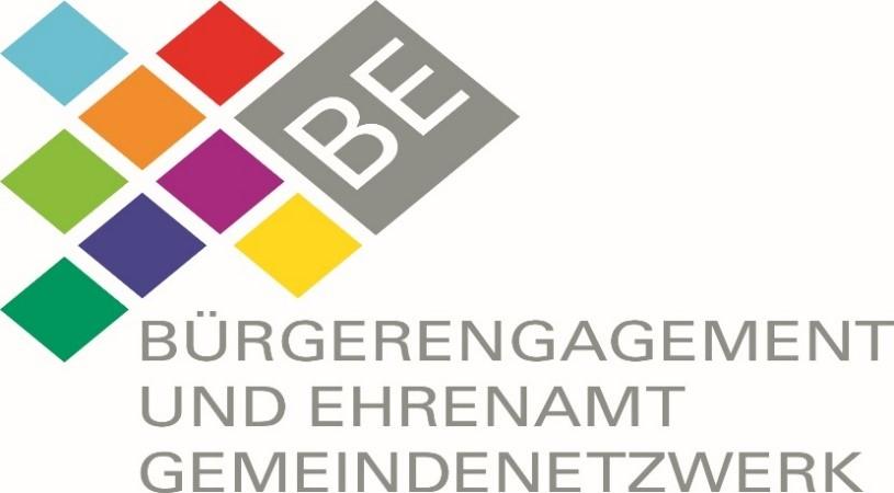 Logo Bürgerengagement und Ehrenamt